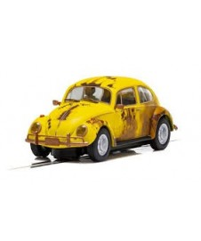 VW BEETLE RUSTY YELLOW