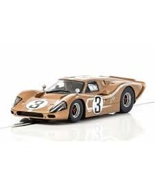 FORD GT MKIV 67 LeMANS 24 h ANDRETTI BIANCHI