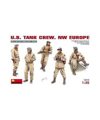 U.S. TANK CREW WWII