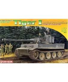 TIGER I Initial production Leningrad 1942
