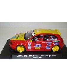 ALFA 147 GTA CUP CHALLENGE 2004