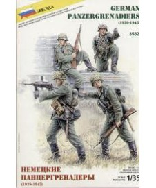 GERMAN PANZERGRENADIERS