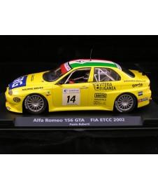 ALFA ROMERO 156 GTA FIA ETCC 2002