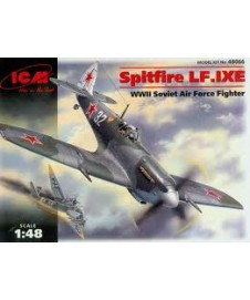 SPITFIRE LF.IXE, CAZA SOVIETICO II GUERRA MUNDIAL