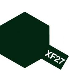 PINTURA ACRILICA XF-27, VERDE OSCURO