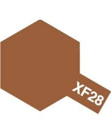 PINTURA ACRILICA XF-28, COBRE OSCURO