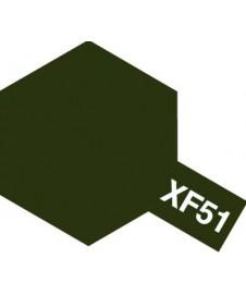 PINTURA ACRILICA XF-51, PARDO CAQUI