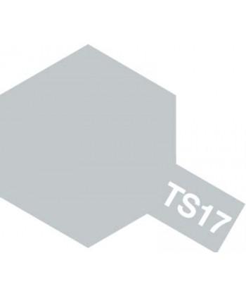 PINTURA ESMALTE TS-17, ALUMINIO BRILLANTE